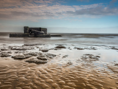 255/365v3 – Walton on the Naze Pill Box