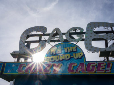 295/365v3 – The Fair's in Town