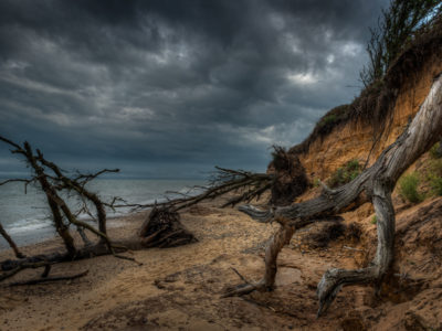 Covehithe in Suffolk