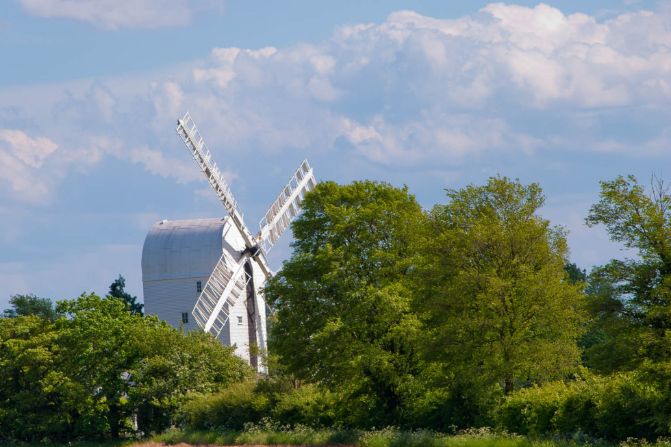 Aythorpe Roding Windmill