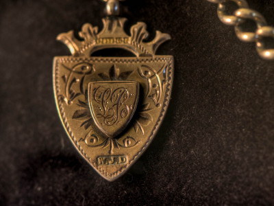 Great Grandfathers Pocket Watch – The Fob