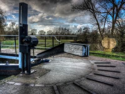 013/365v2 Parndon Mill Lock