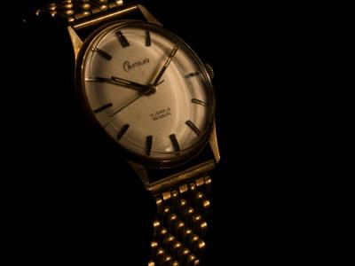 028/365v2 My Gold Watch