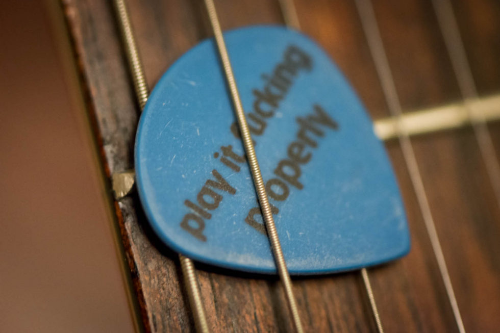 Play it Properly