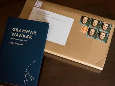 346/365v2 Grammar Wanker – Sleaford Mods
