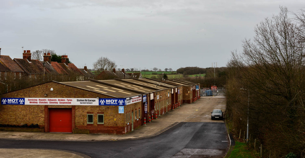 Station Road Industrial Estate, Dunmow