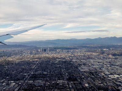 40/365v3 Coming Into Land at LAX