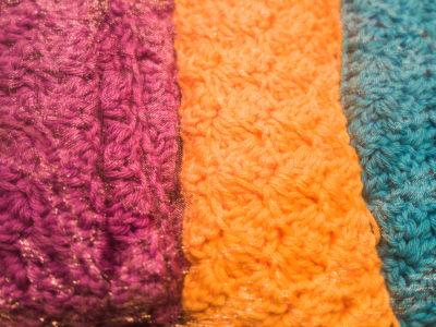 85/365v3 Gossamer Laden Knitting