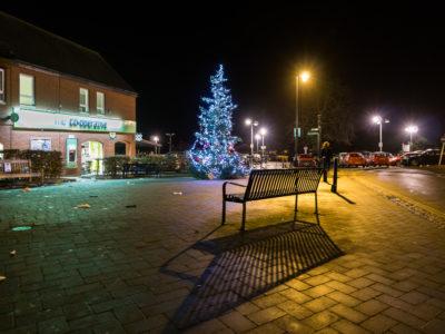 112/365v3 – Dunmow Town Square Christmas 2016