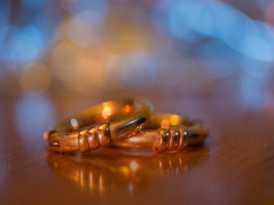 141/365v3 – Golden Ringed Bokeh