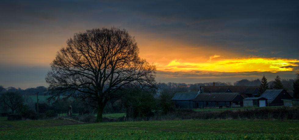170--365v3 - A Brief Sunrise