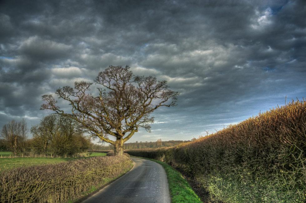 191/365v3 Stormy Clouds Await