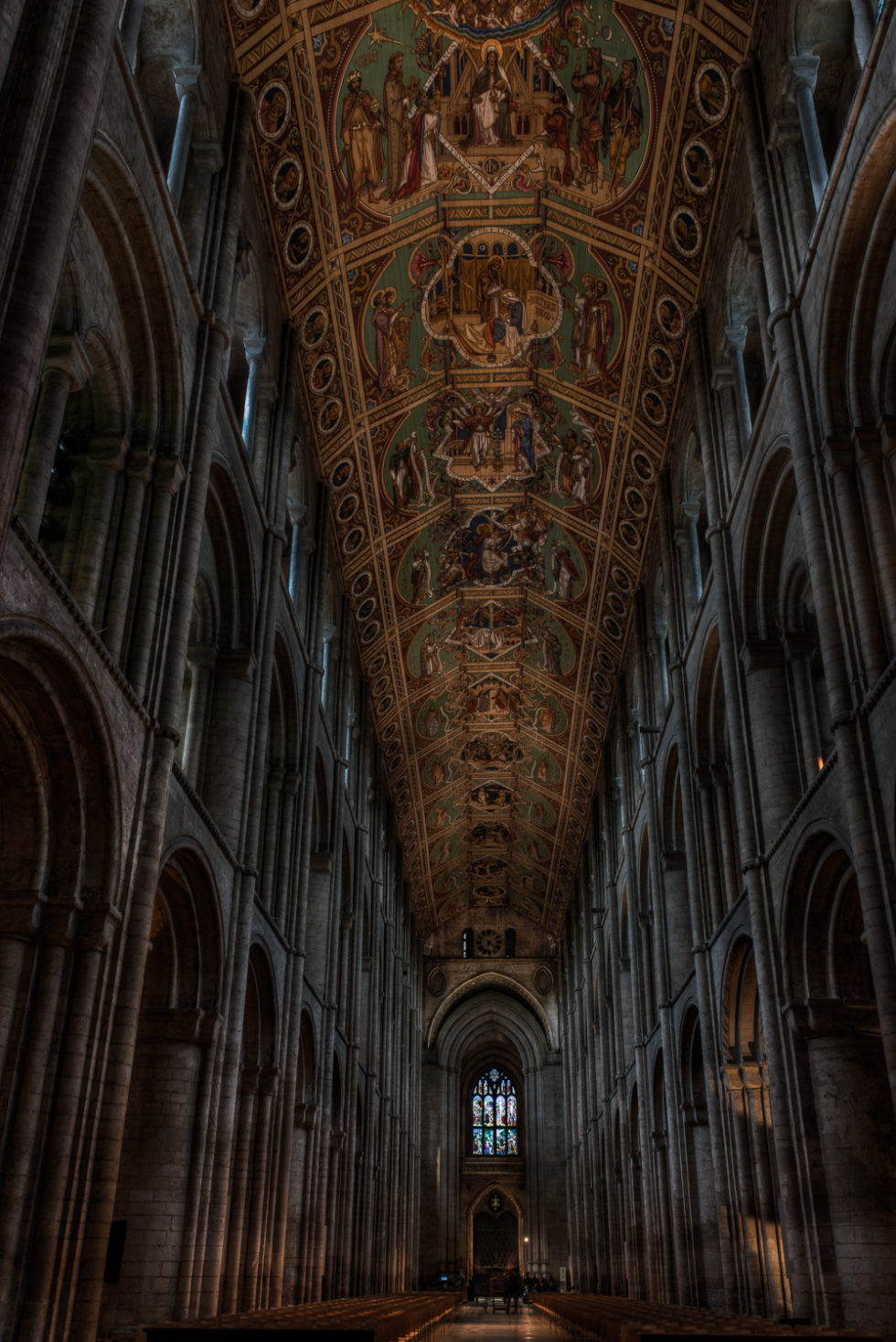239-365v3 - Ely Cathedral Nave