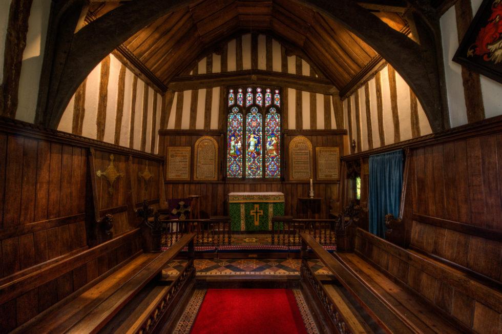 293/365v3 – All Saints Church, Crowfield, Suffolk